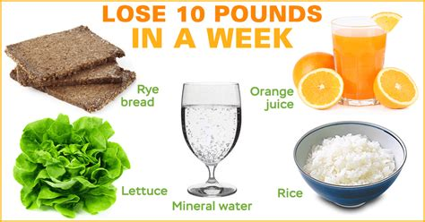 How To Lose 11 Pounds In A Week Without Starving To by 10 Pound Weight Loss Plan In A Week Diagala