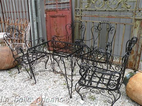 antique wrought iron patio furniture for sale antiques classifieds antiques 187 antique garden