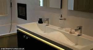 ensuite bathroom sinks inside tulisa s x travagant 163 6million five bedroom luxury