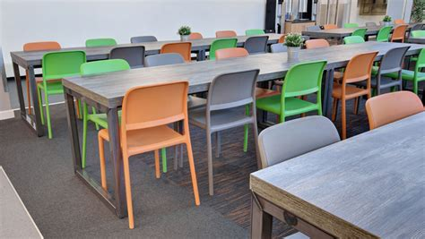 Marys Furniture by St Marys Flexiform Office Furniture Canteen