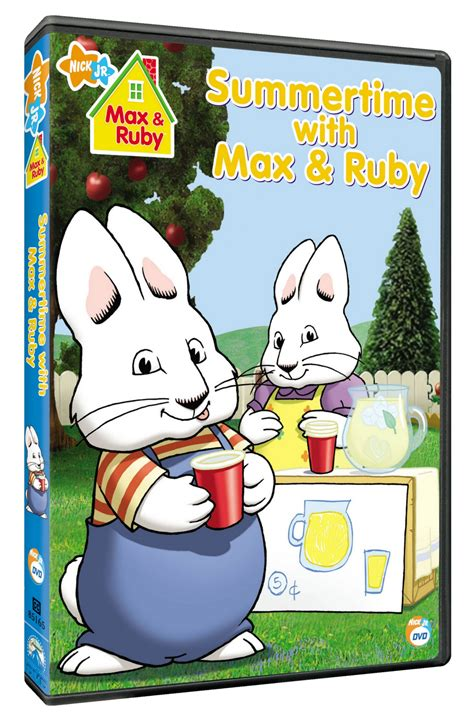 max and ruby max and ruby max and ruby time with dvd pictures to