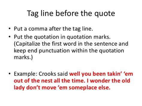 do you always put end punctuation inside quotation marks punctuating dialogue