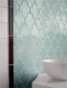 Moroccan style tiles is one of the top trends right now