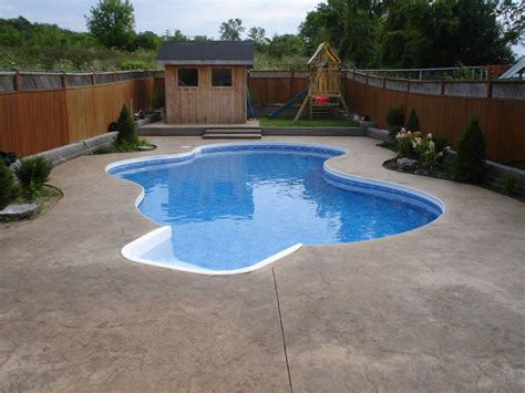 Small Swimming Pools For The Limited Space Backyard Backyard Wading Pool