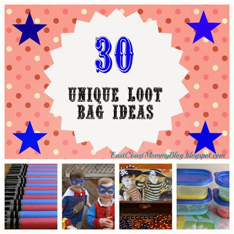 east coast mommy 10 reasons my house is messy and i don east coast mommy 5 unique quot loot bag quot ideas