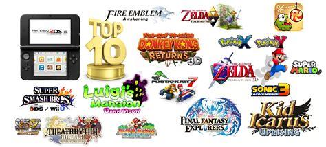 best 3ds top 10 nintendo 3ds