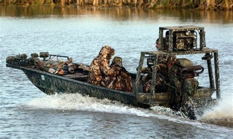 best boat reviews best duck hunting boat reviews on top boats on the market