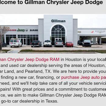 Gillman Chrysler Jeep Dodge Ram by Gillman Chrysler Jeep Dodge Ram 27 Photos 88 Reviews