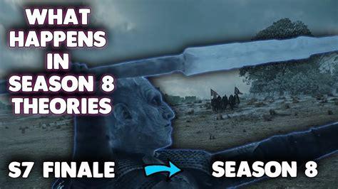 season to season will gendry arya stark in season 8 of