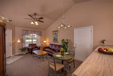 2 bedroom suites in branson mo one bedroom villa at westgate branson lakes resort