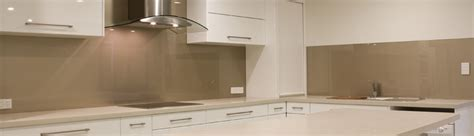 Colors For Kitchens With Light Cabinets brisbane glass splashbacks splashbacks mirrors shower