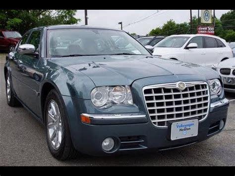 chrysler 300c hemi 2007 2007 chrysler 300c 5 7 hemi sedan