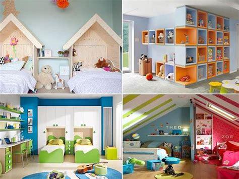 chambre enfant deco inspiration une chambre deux enfants 10 id 233 es