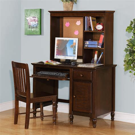 dorel home furnishings desk with hutch and chair