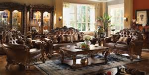 acme furniture vendome living room collection traditional furniture new york by bedroom
