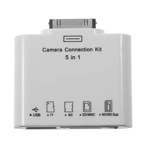 connection kit 2 5 in 1 connection kit digi me up apple