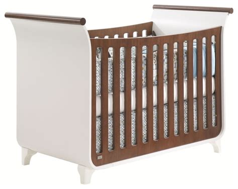 Baby Cribs In Canada by Tulip Panda Crib Modern Cribs Vancouver By Posh
