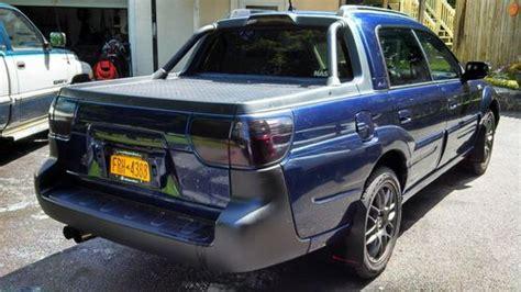 sell used 2005 subaru baja turbo crew cab pickup 4 door 2 5l modified in crompond new york