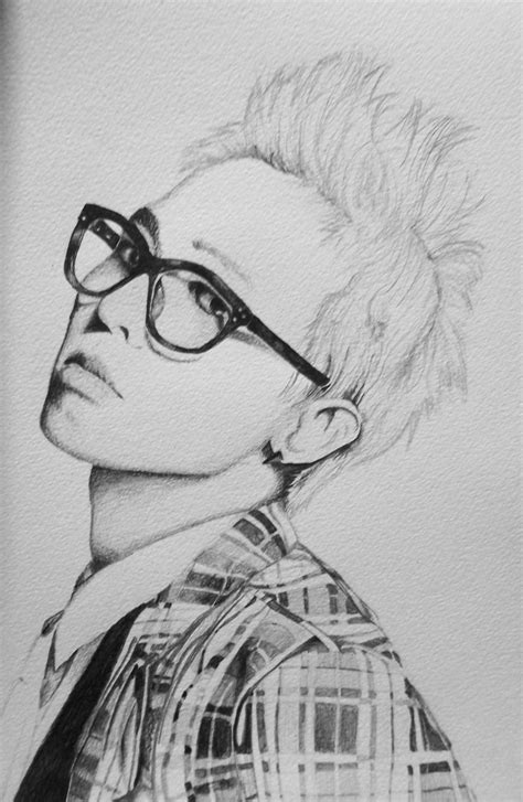 Drawing G by Bigbang S G By Tint Tone On Deviantart