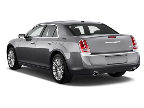 2014 Chrysler Cars by 2014 Chrysler 300 4 Door Sedan Awd Angular Rear Exterior View