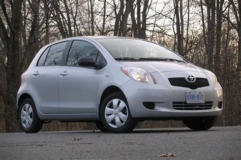 2006 Toyota Reviews Used Vehicle Review Toyota Yaris 2006 2011 Autos Ca