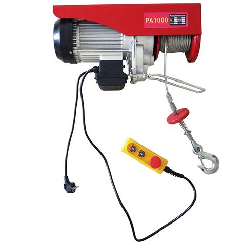 Electric Hoist Garage by Electric Hoist For Garage Material Handling Equipment