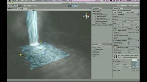 tutorial unity pdf unityprefabs com waterfall prefab unity3d game