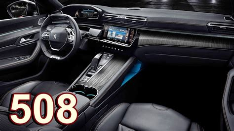 peugeot 508 interior 2019 peugeot 508 interior clip fail