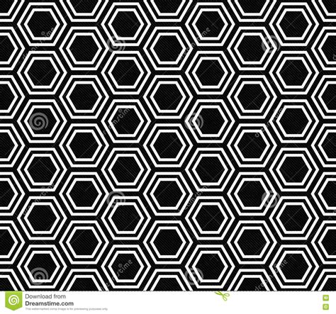 repeat pattern black and white black and white hexagon tile pattern repeat background