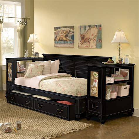 full size daybed with trundle and bookcase daybed full size with trundle www pixshark com images