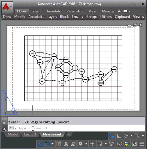 zoom no layout do autocad creating an autocad layout with custom plot and viewport