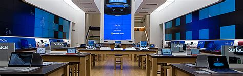 microsoft unveils flagship store in new york city m2