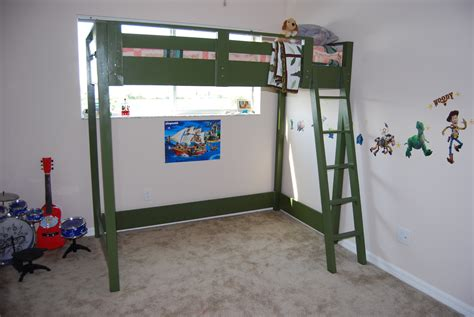 do it yourself bunk beds carved rocking horse plans do it yourself loft bed with desk