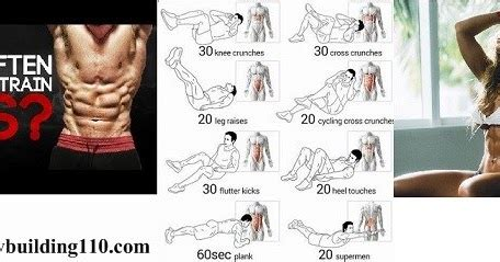how often should you do abdominal exercises