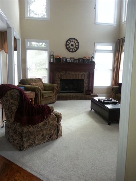 Dark Gray Dining Room help with paint color for two story family room