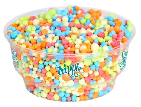is dippin dots still the ice cream of the future