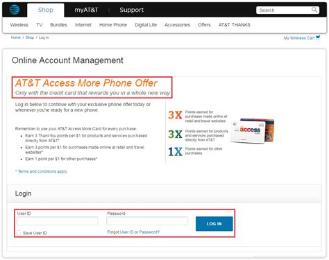 purchase  apple iphone   citi att access  credit card