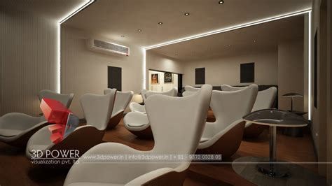 home theater interiors interior design studio thiruvananthapuram 3d power