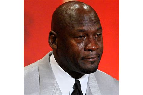 Michael Jordan Shoe Meme - crying jordan meme photographer stephan savoia speaks