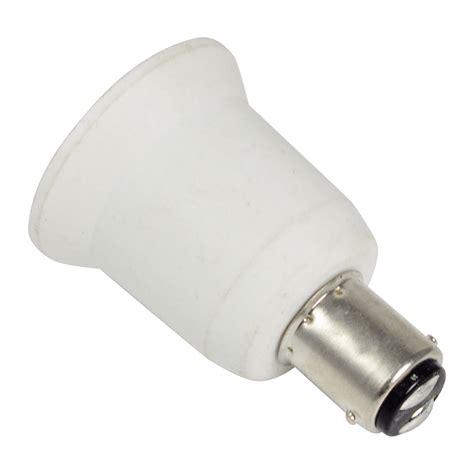 Ba 205a Konverter Fitting E14 To E27 Converter Lu Cabe mengsled mengs 174 high quality l base adapter ba15d to e26 led light bulb socket converter