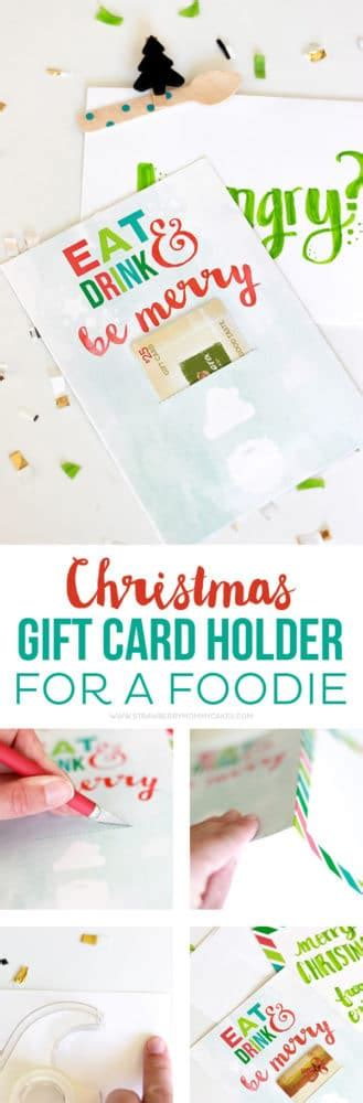 Free Holiday Gift Cards - 20 free christmas printables pretty my party