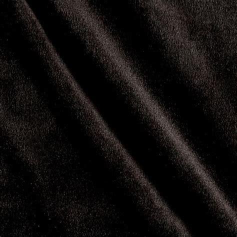 black velvet upholstery fabric alpine upholstery velvet black discount designer fabric