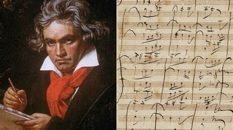 beethoven biography film beethoven musical score row between sotheby s and expert