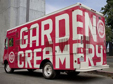 Garden Creamery by Garden Creamery San Francisco Food Trucks Food