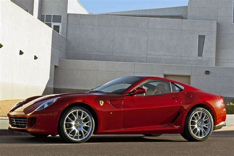 2007 599 gtb fiorano overview cars