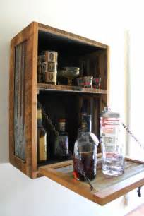 Wall Bar Cabinet Rustic Hanging Liquor Cabinet Murphy Bar Wall Bar Wine Rack