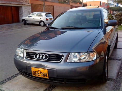 Audi A3 Baujahr 2000 by Clamava 2000 Audi A3 Specs Photos Modification Info At