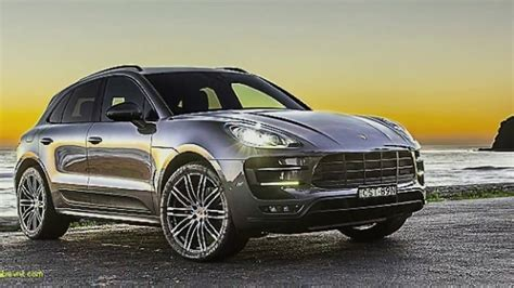 2019 Porsche Macan Turbo by 2019 Porsche Macan Turbo Crossover In Usa