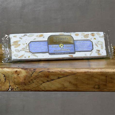 Chocolate Nougat 100 Gr nougat de mont 233 limar tendre 224 savourer cuit au chaudron