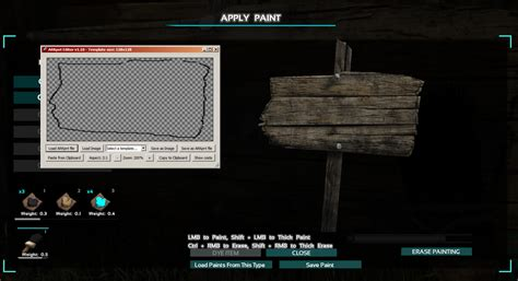 Steam Community Guide Convert Images Ark Pnt Files With Arkpnt Editor Ark Paint Templates